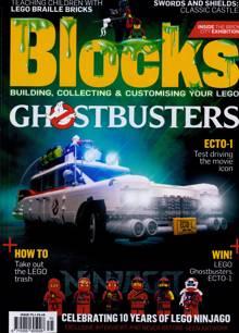 Blocks Magazine NO 75 Order Online