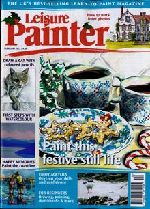 Leisure Painter Magazine Issue FEB 21
