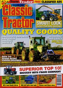 Classic Tractor Magazine Issue FEB 21