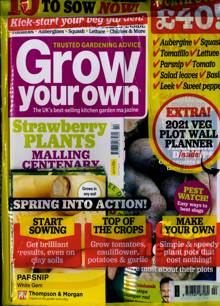 Grow Your Own Magazine Issue 02