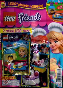 Lego Friends - Final Issue Magazine NO 78 Order Online