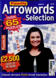Family Arrowords Selection Magazine NO 35 Order Online