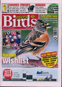 Cage And Aviary Birds Magazine Issue 27/01/2021
