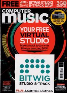 Computer Music Magazine APR 21 Order Online