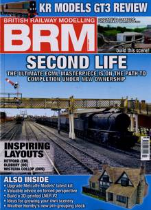 British Railway Modelling Magazine SPRING Order Online