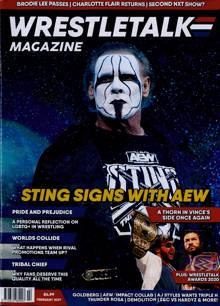 Wrestletalk Magazine FEB 21 Order Online