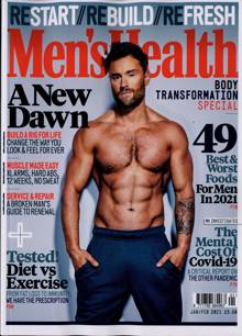 Mens Health Travel Size Magazine 01 Order Online
