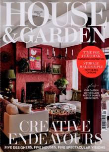 House & Garden Magazine FEB 21 Order Online