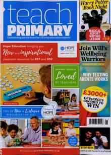 Teach Primary Magazine Issue VOL15/1