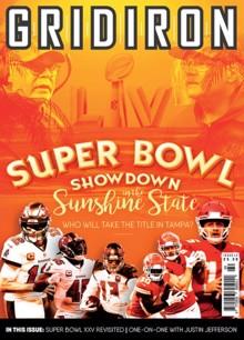 Gridiron Magazine Issue 60 Order Online