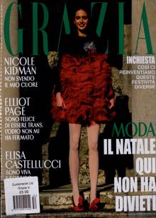 Grazia Italian Wkly Magazine Issue 52