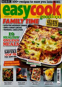 Easy Cook Magazine Issue JAN21/N138