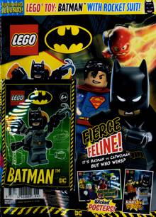 Lego Superhero Legends Magazine Issue BATMAN 13