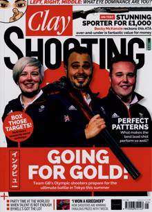 Clay Shooting Magazine MAY 21 Order Online