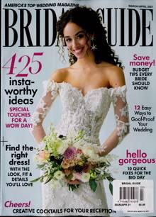 Bridal Guide Magazine MAR-APR Order Online