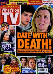 Whats On Tv England Magazine 06/03/2021 Order Online
