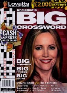 Lovatts Big Crossword Magazine NO 344 Order Online
