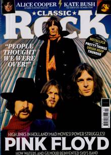 Classic Rock Magazine NO 286 Order Online