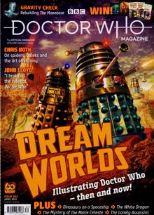 Doctor Who Magazine NO 562 Order Online