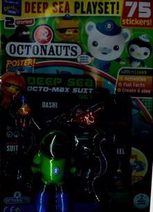 Octonauts Magazine Issue NO 114