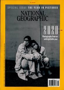 National Geographic Magazine JAN 21 Order Online