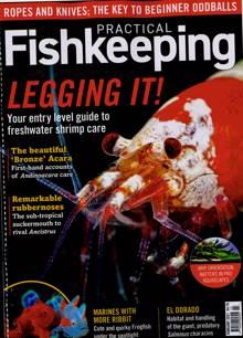 Practical Fishkeeping Magazine FEB 21 Order Online