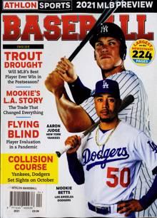Athlon Baseball Magazine ONE SHOT Order Online