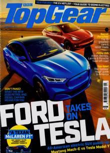 Bbc Top Gear Magazine 01 Order Online
