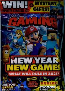 110% Gaming Magazine NO 81 Order Online