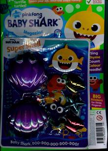 Baby Shark Magazine Issue NO 6