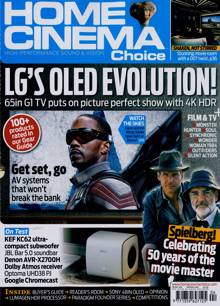Home Cinema Choice Magazine Issue SPRING