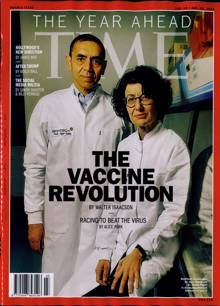 Time Magazine Issue 18/01/2021