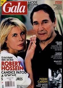 Gala French Magazine Issue NO 1439