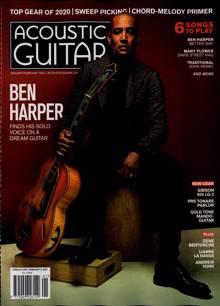 Acoustic Guitar Magazine Issue JAN-FEB