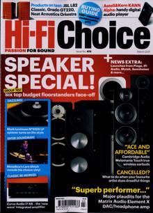 Hi Fi Choice Magazine MAR 21 Order Online
