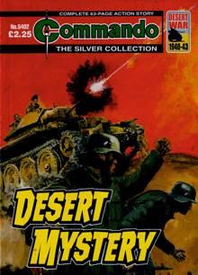Commando Silver Collection Magazine NO 5402 Order Online
