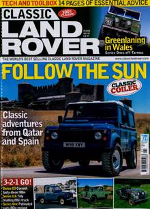 Classic Land Rover Magazine 02 Order Online