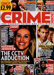 Crime Monthly Magazine NO 22 Order Online