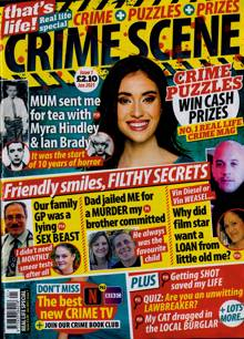 Real Life Special Magazine Issue CRIME 1