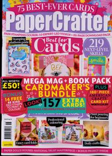 Papercrafter Magazine Issue NO 156