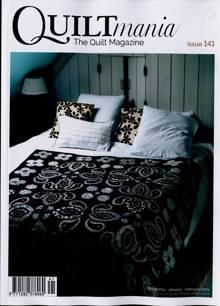 Quiltmania Magazine Issue NO 141