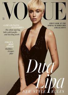 Vogue Magazine FEB 21 Order Online
