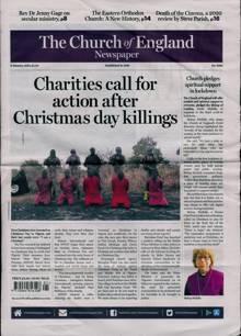 Church Of England Newsp Magazine 01 Order Online