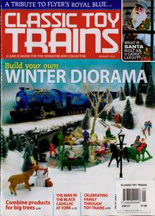 Classic Toy Trains Magazine Issue 01