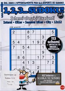 Sudoku 123 Magazine 84 Order Online