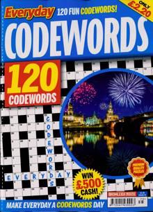 Everyday Codewords Magazine NO 75 Order Online