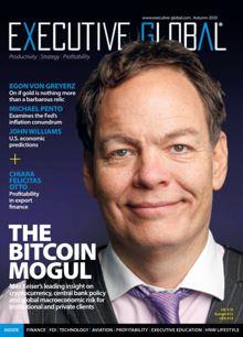 Executive Global Magazine Issue Autumn 2020