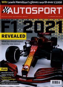 Autosport Magazine 21/01/2021 Order Online