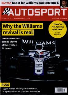 Autosport Magazine Issue 28/01/2021