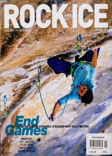 Rock And Ice Magazine FINAL 267 Order Online